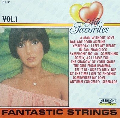 Fantastic Strings: My Favorites 1