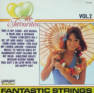 Fantastic Strings: My Favorites 2