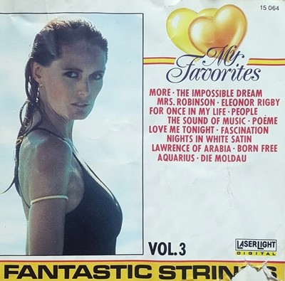Fantastic Strings: My Favorites 3