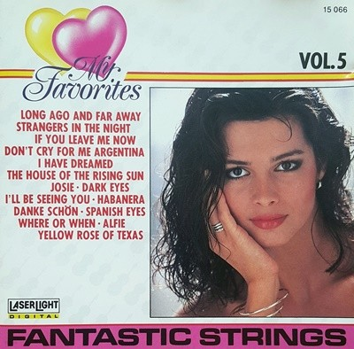 Fantastic Strings: My Favorites 5