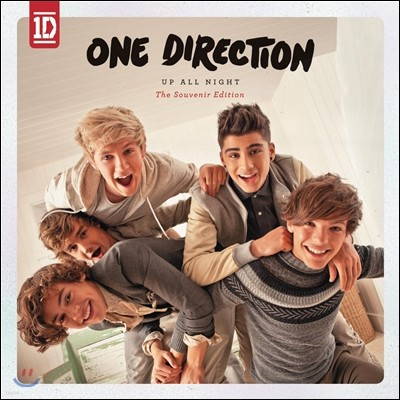 One Direction - Up All Night (The Limited Souvenir Edition)