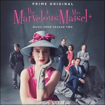 마블러브 미스 메이슬: 시즌 2 드라마 음악 (The Marvelous Mrs. Maisel: Season 2 OST)