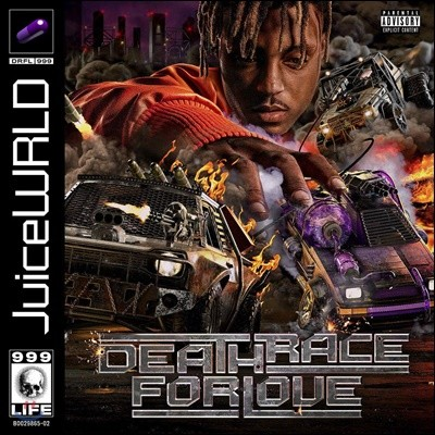 Juice WRLD (주스 월드) - 2집 Death Race For Love [2LP]