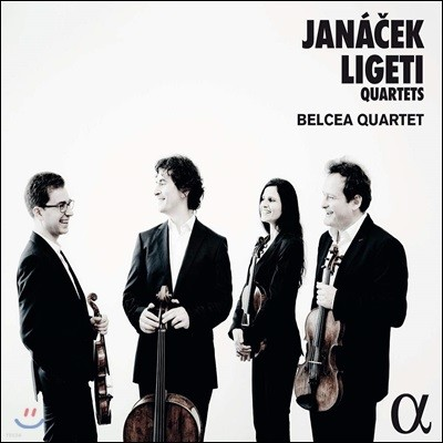 Belcea Quartet 야나체크 / 죄르지 리게티: 현악 사중주 (Janacek / Gyorgy Ligeti: String Quartets)