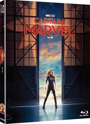 캡틴 마블 (1Disc) : 블루레이