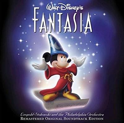 Walt Disney's Fantasia: Remastered Original Soundtrack Edition (2CD)(수입)