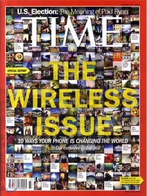 Time (주간) - Asia Ed. 2012년 08월 27일자