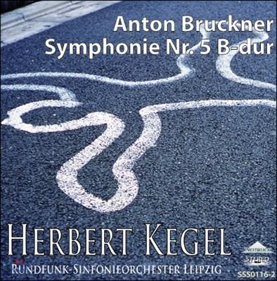 Herbert Kegel 브루크너: 교향곡 5번 (Bruckner: Symphony No.5)