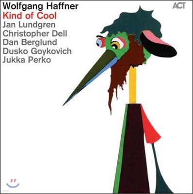 Wolfgang Haffner (볼프강 하프너) - Kind Of Cool [LP]