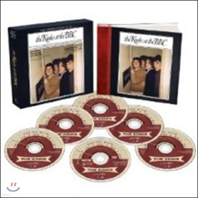 Kinks - At The BBC (Limited Box Set)