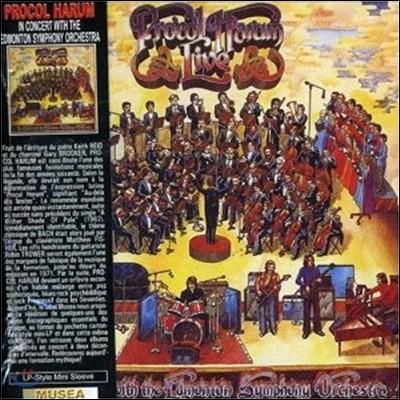 Procol Harum - In Concert