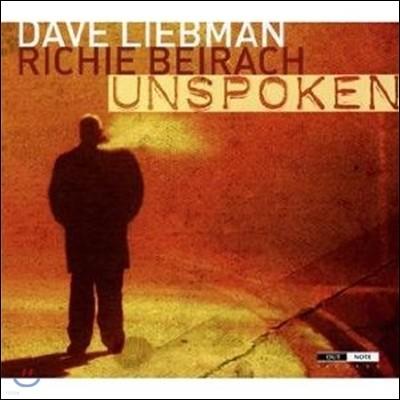 Dave Liebman, Tenor & Soprano Saxophone, Wooden Flute; Richie Beirach, Piano - Unspoken