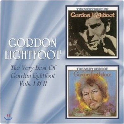 Gordon Lightfoot - Very Best Of Vol 1 And 2
