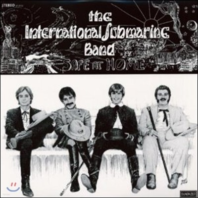 International Submarine Band - Safe At Home (Featuring Gram Parsons)