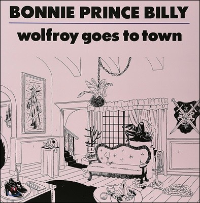 Bonnie 'Prince' Billy (보니 프린스 빌리) - Wolfroy Goes To Town [LP]