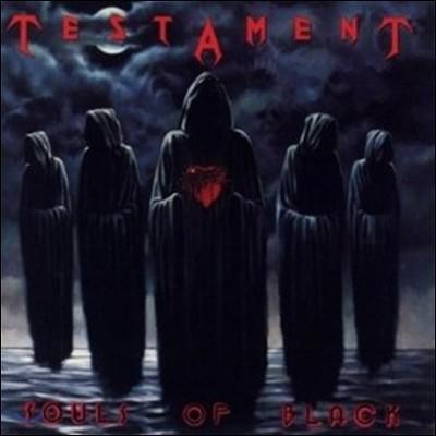 Testament - Souls Of Black