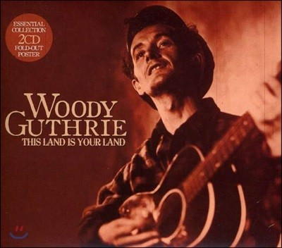 Woody Guthrie - The Land Is Your Land