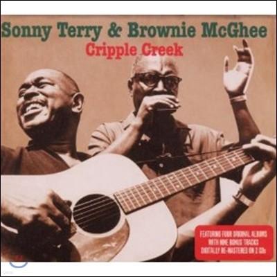Sonny Terry & Brownie Mcghee - Cripple Creek