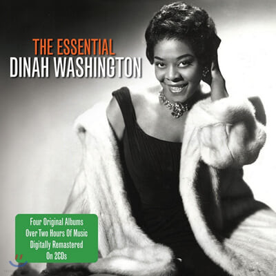 Dinah Washington (디나 워싱턴) - The Essential