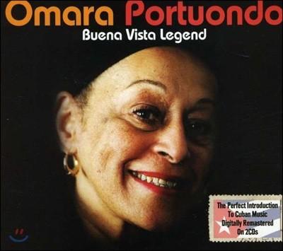 Omara Portuondo - Buena Vista Legend 오마라 포르투온도 베스트 앨범