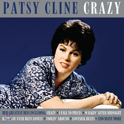 Patsy Cline (팻시 클라인) - Crazy