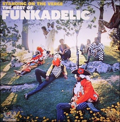 Funkadelic - Standing On The Verge:The Best Of 펑커델릭 베스트 [2 LP]