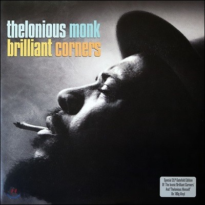 Thelonious Monk (델로니어스 몽크) - Brilliant Corners / Thelonious Himself [2 LP]