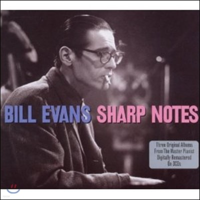 Bill Evans (빌 에반스) - Sharp Note: Portrait In Jazz / Everybody Digs Bill Evans [2LP]
