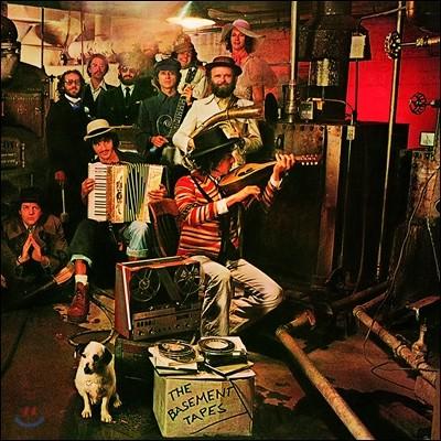 Bob Dylan & The Band (밥 딜런 & 더 밴드) - Basement Tapes [2LP]