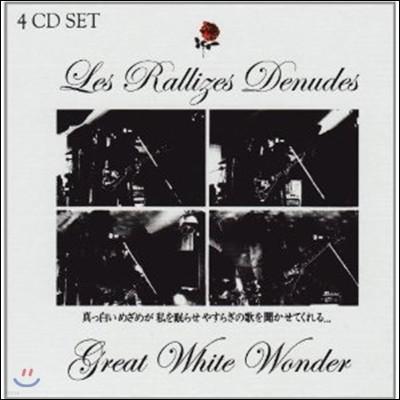 Les Rallizes Denudes [Hadaka no Rallizes]- Great White Wonder