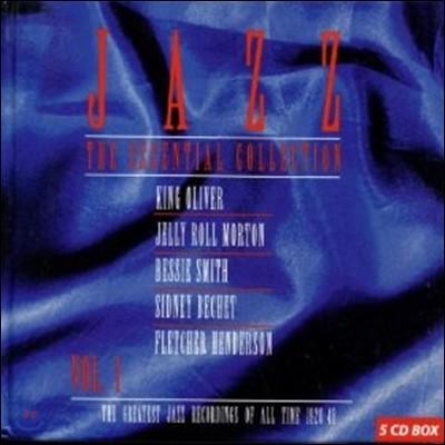 1890~1900년 초반의 재즈 희귀음원 모음집 (Jazz The Essential Collection Vol.1)