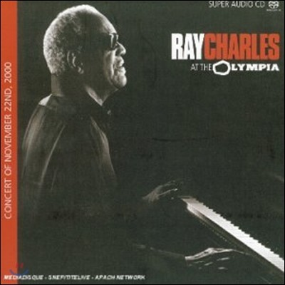 Ray Charles - Live Trio A L'olympia