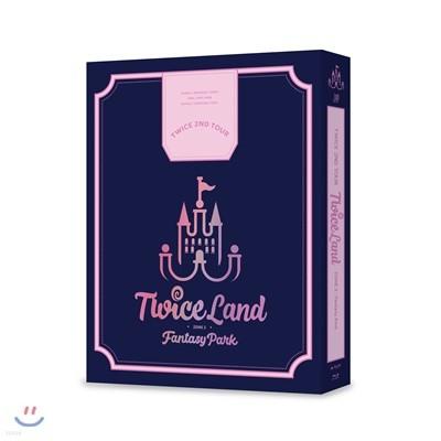 트와이스 (TWICE) - TWICE 2nd Tour 'TWICELAND ZONE 2:Fantasy Park' Blu-ray