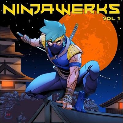 닌자 시리즈 1 (Ninjawerks, Vol. 1)