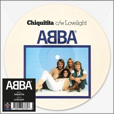 Abba (아바) - Chiquitita [7인치 픽쳐 디스크 LP]