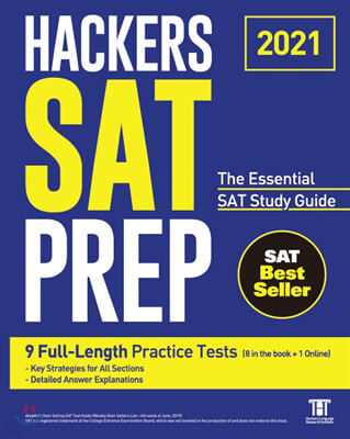 HACKERS SAT PREP(The Essential SAT Study Guide)