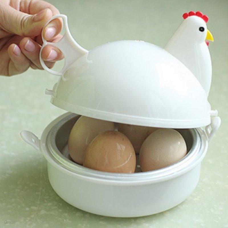 꼬꼬찜기 전자렌지 계란 감자 삶는기계