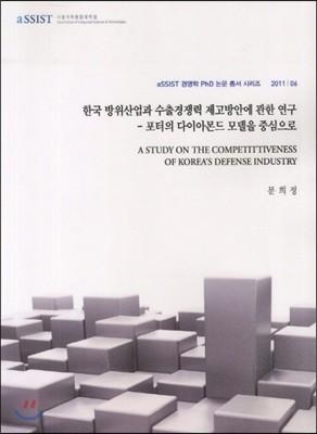 한국방위산업과 수출경쟁력 제고방안에 관한 연구