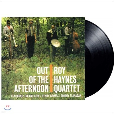 Roy Haynes Quartet (로이 헤인즈 쿼텟) - Out of the Afternoon [LP]