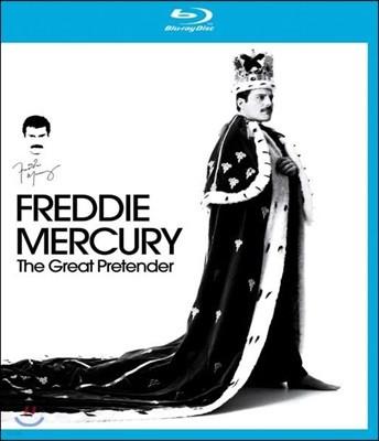 Freddie Mercury - The Great Pretender 프레디 머큐리 뮤직 비디오와 라이브 클립 [블루레이]