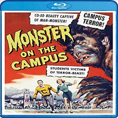 Monster On The Campus (교정의 괴물)(한글무자막)(Blu-ray)