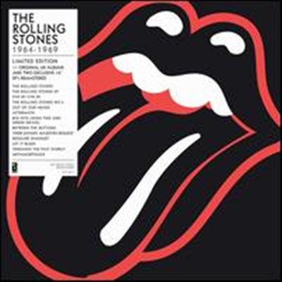 Rolling Stones - Rolling Stones 1964-1969 (Remastered)(Limited Edition)(13 Vinyl LP Boxset )