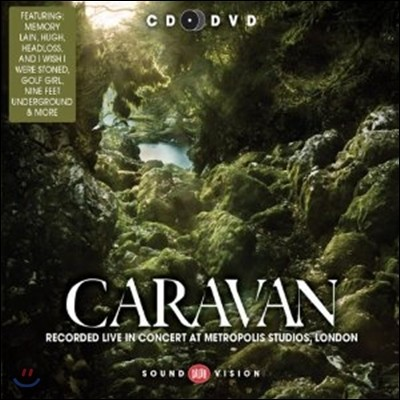 Caravan - Live in Concert at Metropolis Studios London