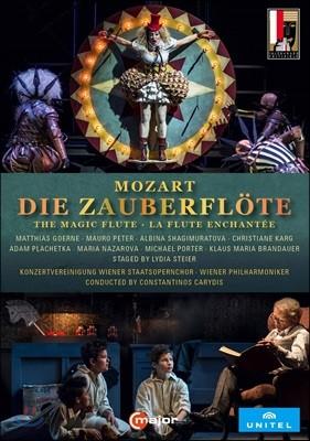 Matthias Goerne 모차르트: 오페라 '마술피리' (Mozart: Die Zauberflote)