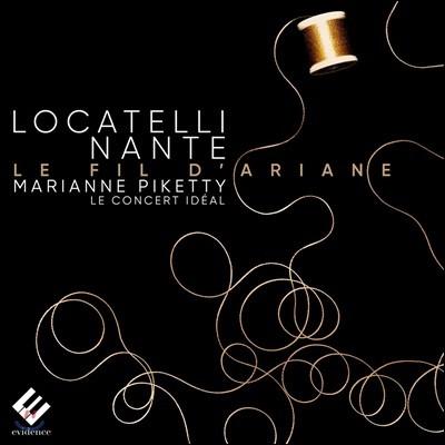 Marianne Piketty 피에트로 로카텔리 / 알렉스 낭트: 아리안나의 눈물 (Pietro Locatelli / Alex Nante: Le Fil d'Ariane)