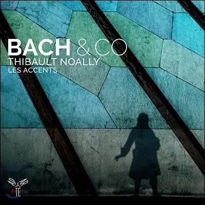 Thibault Noally 바흐와 친구들 - 독일 바로크 시대 작곡가들의 바이올린 협주곡 모음집 (Bach & Co)
