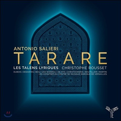 Christophe Rousset 안토니오 살리에리: 오페라 '타라레' (Antonio Salieri: Tarare)