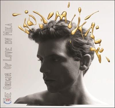 Mika - The Origin Of Love (Deluxe Edition) (미카 3집 디럭스반)