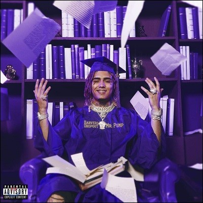 Lil Pump (릴 펌) - Harverd Dropout 정규 2집 [LP]
