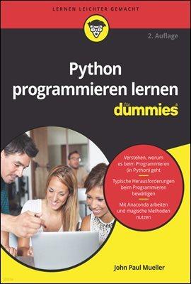 Python programmieren lernen f체r Dummies